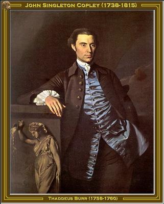 john s copley thaddeus burr 1758 1760 po amp