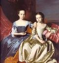 copley mary macintosh royall and elizabeth royall, 1758,