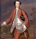 COPLEY THEODORE ATKINSON, 1757 58, OIL ON CANVAS