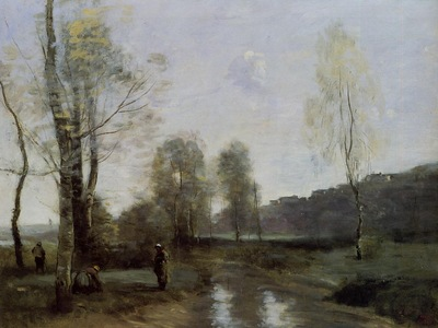 Corot Canal in Picardi