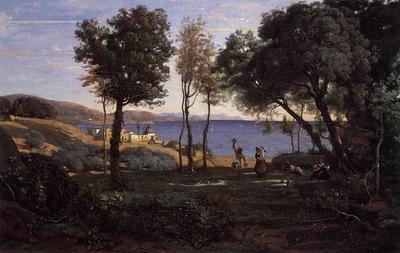 Corot View near Naples