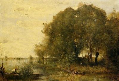 Corot Wooded Peninsula