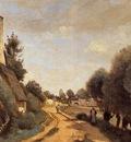 Corot A Road near Arras