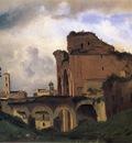 Corot Basilica of Constantine