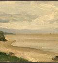 Corot Beach near Etretat, 1872, NG Washington