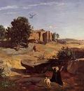 Corot Hagar in the Wilderness