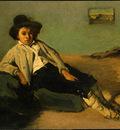 Corot Italian Peasant Boy, 1825 1826, NG Washington