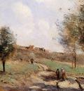Corot Jean Coubron route Montante Sun