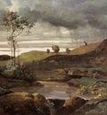 Corot The Roman Campagna in Winter