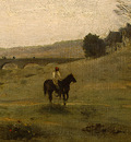 Corot View near Epernon, 1850 1860, Detalj 3, NG Washington