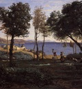 Corot View near Naples