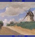 PO Vp S2 49 Corot Windmill near Arras