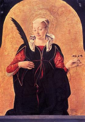 Cossa Francesco del St Lucy