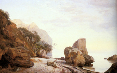 Cour Janus La Rocks Along The Shore