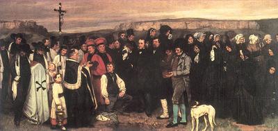 A Burial at Ornans CGF