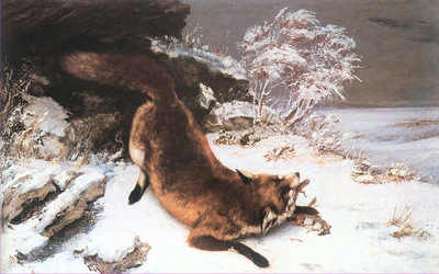 The Fox in the Snow CGF