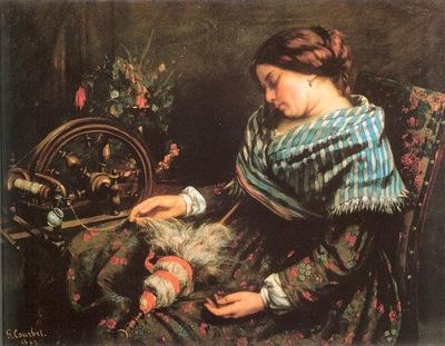The Sleeping Spinner CGF