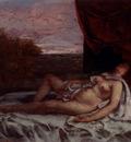 Courbet Gustave Femme Nue Endormie