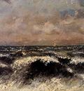 Courbet Gustave Marine