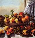 Courbet Gustave Still Life Fruit