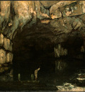 Courbet La Grotte de la Loue, 1864, NG Washington