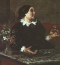 Courbet La Mere Gregoire, 1855 59, The Art Institute of Chic