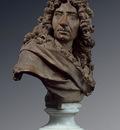 Coyzevox Antoine Portrait of Mignard 1670s