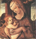 CRIVELLI VIRGIN AND CHILD, V AND A  MUSEUM