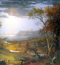 hudson rv sc csg004 autumn on the hudson river jasper f cropsey