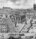 Cruyl Lieven View on Capitol in Rome Sun