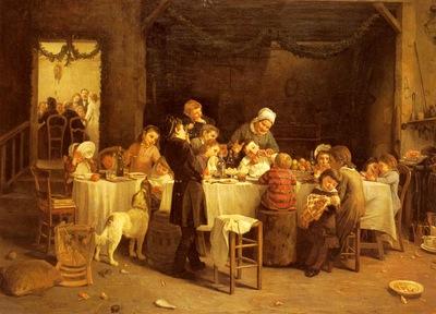 D Entraygues Charles Bertrand La Table Des Enfants