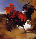 DHondecoeter Melchior Poultry yard Sun
