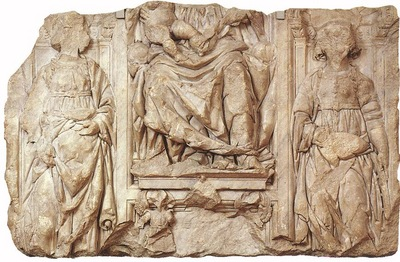Fragment of an Altar WGA