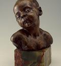 Dalou Jules Aime Sleeping Child early 1880s