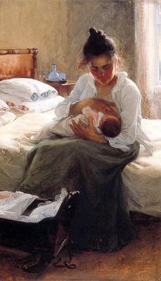 Danielson Gambogi Elin Motherhood Sun