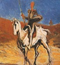 ma Daumier Don Quichotte
