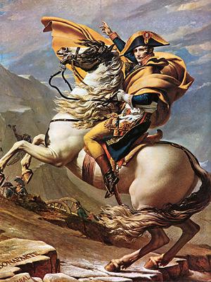 ger JacquesLouisDavid Napoleon