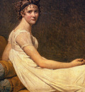 David Jacques Louis Madame Recamier