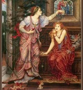 cr Evelyn de Morgan QueenEleanorAndFairRosamund