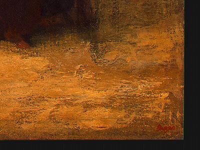 Degas Alexander and Bucephalus, 1861 1862, detalj 5, NG Wash