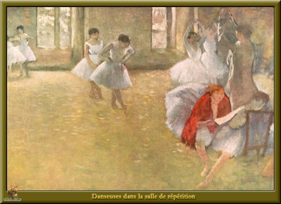 po degas 09 danseuses dans la salle de repetition 1889
