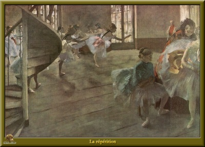po degas 25 la repetition