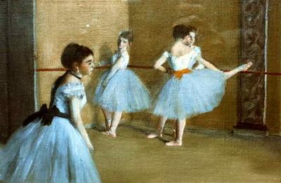 degas dance opera
