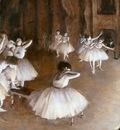 ballet rehearsal on the set, degas, 1874 1600x1200 id