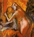Degas After the Bath, 1905 c