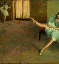 Degas Before the Ballet, 1890 1892, NG Washington