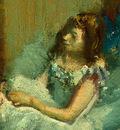Degas Before the Ballet, 1890 1892, detalj 4, NG Washington