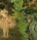 Degas Dancers Backstage, 1876 1883, detalj 1, NG Washington