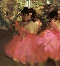 Degas Dancers in Pink, 1880 85, Hill Stead Museum, Farmingto
