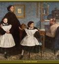 po degas 22 la famille bellelli 1860